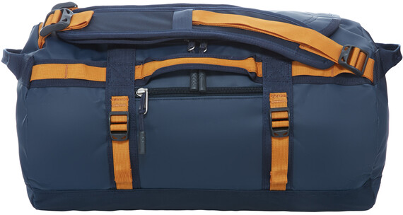 The North Face Base Camp Duffel XS Urban Navy/Citrine Yellow